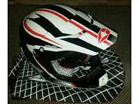 EVS Motocross Helmet Size L 59 - 60 cm