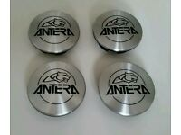Antera centre caps brand new