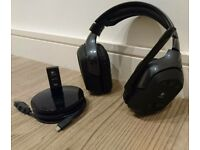 Logitech G930 Wireless Gaming Headset for PC