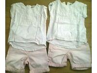 Next 1½-2 yrs Shorts & T-shirt Set.