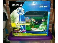 "Fish Tank""Boyu""-28 litres-like nee"