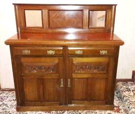 ***REDUCED*** Antique vintage sideboard dresser