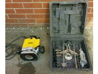 Mckenzy router used working order many accessories!with case can deliver or post