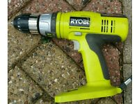 RYOBI 18V DRILL DRIVER ***BARE TOOL ONLY***