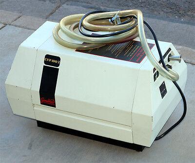 Genevac Ltd. Cvp100 Vapor Vacuum Pump Evaporator Cvp1002