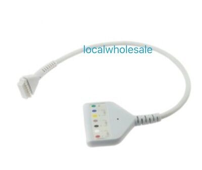 Burdick 92513 Holter Ecg Machine Cable Ecg Truck Cable