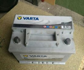Varta D15 027 car battery