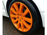 T5 vw alloys wheel