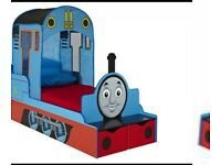 Brand new children's Thomas the tank character bed