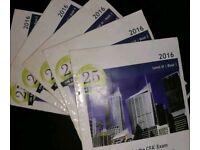 CFA Level 3 KAPLAN SCHWESER 2016 Books