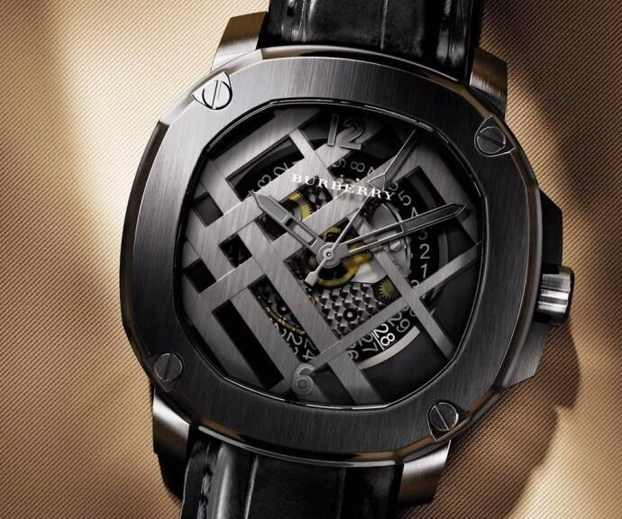 special limited edition burberry watch the britain icon check special limited edition burberry watch the britain icon check for men chanel rolex omega tag in portsmouth hampshire gumtree