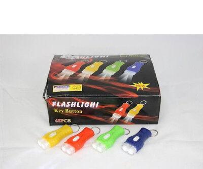 10x LED Kindertaschenlampe Taschenlampe Kindergeburtstag Mitbringsel Kinder (Kinder-taschenlampe)