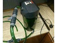 EHELM - external fish tank filter