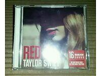 Taylor Swift 'Red' album