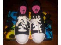 Children's heelys size 4