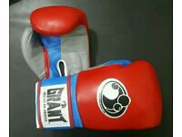 new customized grant boxing gloves available in all oz