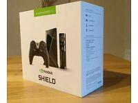 Nvidia Shield TV v2 2017 new model