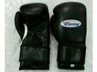 new customized winning boxing gloves 14/oz
