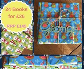 Children's Christmas Advent Book Bundles