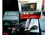 PIONEER AVH-X8600BT APPLE CARPLAY HDMI BLUETOOTH DVD DOUBLE DIN