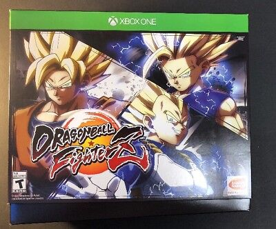 Dragon Ball Fighterz   Collectors Edition     Xbox One  New