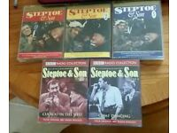 Steptoe & Son BBC collection tapes