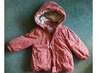 Vertbaudet coat 18-24 months