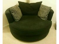 Cuddle sofa chair settee