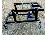 Pool table trolly and jack lifter