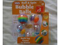Brand New Baby Bath Toy