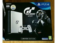PlayStation 4 Gran Turismo Sport Limited Special Edition 1TB Console