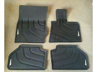Genuine BMW X5 Rubber Matts
