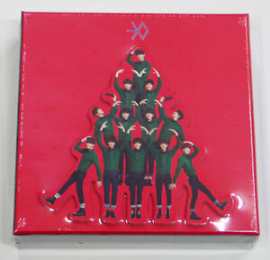EXO-Miracles-in-December-Special-Album-Chinese-ver-CD-Poster-Gift-Photo