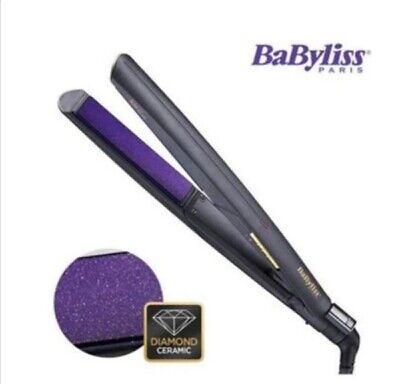 Babyliss Diamond Ceramic Hair Styling Straightener & Curling Irons ST325K