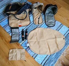 Pacapod Mirano changing bag