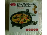 Portable cooker multi function