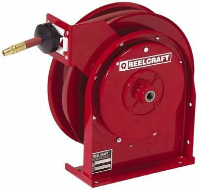 Reelcraft 25 Spring Retractable Hose Reel 300 Psi Hose Included