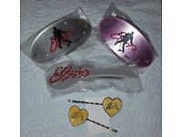 ELVIS PRESLEY NEW AND SEALED HAIR CLIPS ONLY 50P EACH