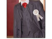 Firts Communion Suit & Shoes