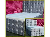 Brand new crushed velvet beds in 5 different colours!💎