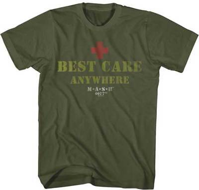 MASH TV Show 4077 Best Care Anywhere Adult T (Best Adult Tv Shows)