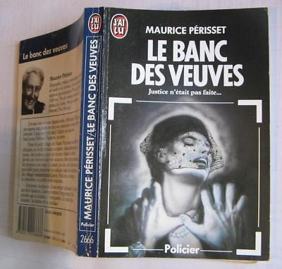Le banc des veuves de Maurice Périsset