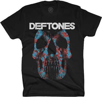 Deftones Minerva Rose S, M, L, XL, 2XL Black T-Shirt
