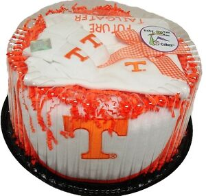 Tennessee Volunteers Baby Fan Cake Clothing Gift Set
