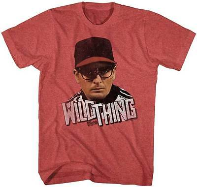 Wild Thing Major League (Major League Movie Wild Thing Adult T Shirt )