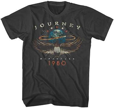 Departure 1980 Journey Classic Rock Band Licensed Concert Your Adult T Shirt