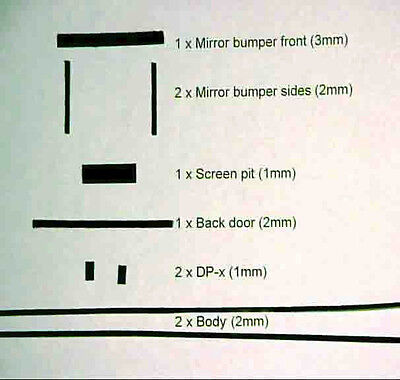 как выглядит Complete Nikon F2 foam light seal kit фото
