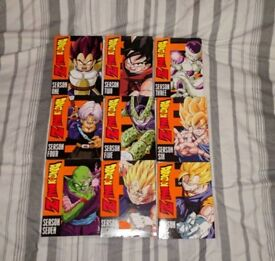 DRAGON BALL Z Complete DVD Collection All 9 seasons (Orange bricks)