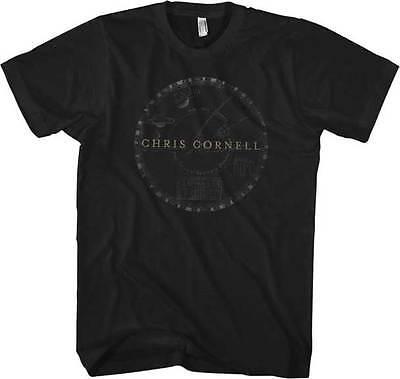Chris Cornell   Solar System   T Shirt S M L Xl 2Xl Brand New   Official T Shirt