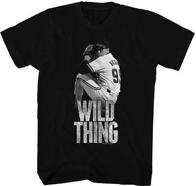 Wild Thing Major League (Major League Movie Wild Thing Vaughn #99 Adult T Shirt )